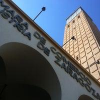 Foto tirada no(a) Cámara de Comercio e Industria por Oscar U. em 6/21/2012