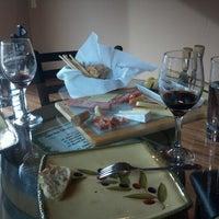 Photo taken at Aspen Peak Cellars Tasting Room by Jason Y. on 2/12/2012