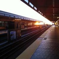 Photo taken at Hayward BART Station by Sylvain K. on 6/11/2012
