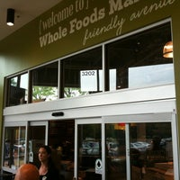 Photo taken at Whole Foods Market by Brandon P. on 4/10/2012