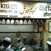 Photo taken at Karim's by abhay b. on 7/21/2012