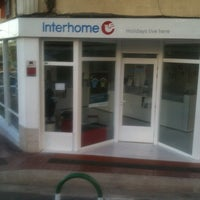 Photo taken at Interhome Calpe by Ih M. on 10/6/2011