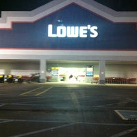 Photo taken at Lowe's Home Improvement by Emily P. on 12/26/2011