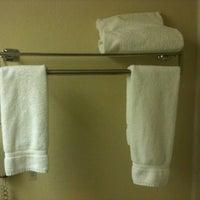 Photo taken at Holiday Inn Express & Suites Jasper by Schraz on 12/9/2011