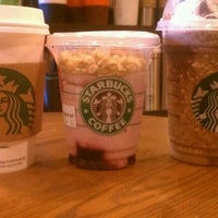Photo taken at Starbucks by Caitlin M. on 10/1/2011