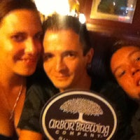 Photo taken at Arbor Brewing Company by Brett C. on 7/14/2011