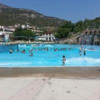 Photo taken at Dedeman Aquapark by Ferhat A. on 8/28/2012