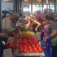 Photo taken at St. Paul Farmers' Market by Bud K. on 9/10/2011