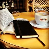 Photo taken at Cafe Nona by Olga L. on 3/17/2012