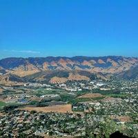 Photo taken at Bishop Peak (The Summit) by alex g. on 7/27/2012
