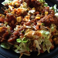 Photo taken at Moe's Southwest Grill by SingleMan P. on 4/26/2012