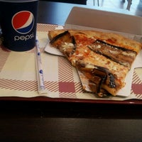 Photo taken at Villa Pizza by Federica P. on 4/28/2012