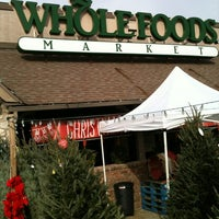 Photo taken at Whole Foods Market by Ryan M. on 12/8/2011