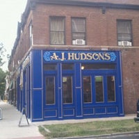 Photo taken at A.J. Hudson's Public House by Rachel R. on 9/21/2011