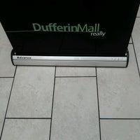 Photo taken at Dufferin Mall by Radek on 11/5/2011