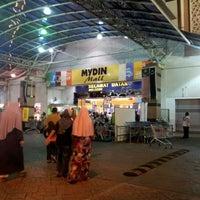 Photo taken at Mydin Mall by Abdul Rahman M. on 3/10/2012