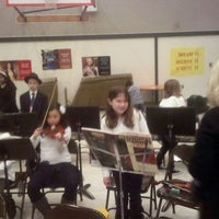 Photo taken at Greenbrook Elementary School by Dave on 1/20/2012