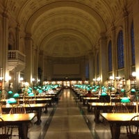 Photo taken at Boston Public Library by ibrahim s. on 6/21/2012