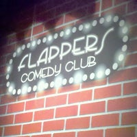 Photo taken at Flappers Comedy Club by Edward P. on 1/22/2012