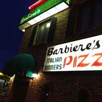 Photo taken at Barbiere's Italian Inn by Adam A. on 2/7/2012