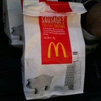 Photo taken at McDonald's by Brandon R. on 8/18/2011