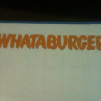 Photo taken at Whataburger by Joshua A. on 9/23/2011