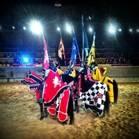 Photo taken at Medieval Times by Vesten A. on 6/15/2012