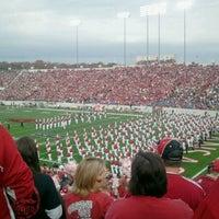 Photo taken at War Memorial Stadium / AT&T Field by Gina G. on 11/19/2011