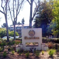 Photo taken at Sheraton Palo Alto Hotel by Ed G. on 7/28/2011