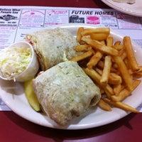 Photo taken at Ravena Diner by Walt C. on 6/25/2011