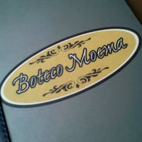 Photo taken at Boteco Moema by Joyce A. on 11/2/2011