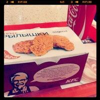 Photo taken at KFC by Christina on 6/12/2012
