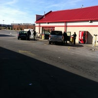 Photo taken at Goo-Goo Car Wash by Ramone T. on 3/11/2012