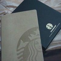 Photo taken at Starbucks by fyDa f. on 1/16/2012