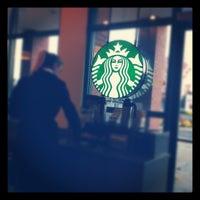 Photo taken at Starbucks by Ryan K. on 11/10/2011