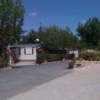 Photo taken at Camping Prades by Sergi M. on 7/14/2011