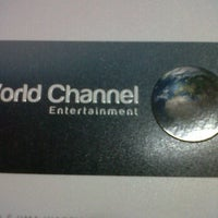 Photo taken at World Channel Entertainment by Renato L. on 11/17/2011