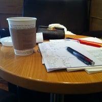 Photo taken at The Coffee Bean & Tea Leaf by Ji Eun L. on 12/11/2011