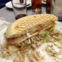 Photo taken at Burger El Dorado II by Matías S. Z. on 1/12/2012