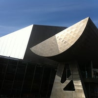 Photo taken at The Lowry by Liane G. on 9/15/2011