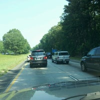 Photo taken at I-64 Exit 255: Jefferson Ave by Shrek on 6/21/2012