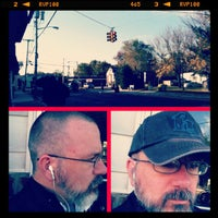 Photo taken at Roma Pizza by Teddy P. on 10/28/2011