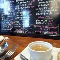 Photo taken at ブルスケッタ by Shunji O. on 6/1/2012