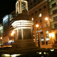 Photo taken at Obelisco by Suso R. on 11/14/2011