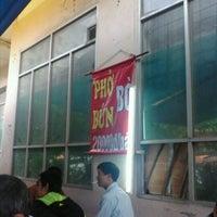 Photo taken at Phở Bò N6E Ngon Bổ Rẻ by Long™ N. on 10/10/2011