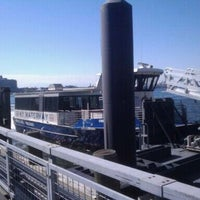 Photo taken at NY Waterway Ferry - Wall St/Pier 11 Terminal by Bradly on 8/22/2011
