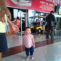 Photo taken at Terminal 1A by Abdul Aziz A. on 8/24/2012