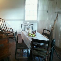 Photo taken at Edgar Allan Poe Cottage by TheFatAppleNYC.com on 10/15/2011