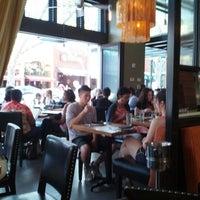 Photo taken at Joya Restaurant & Lounge by Allan C. on 8/19/2012