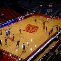 Photo taken at UD Arena by Ken K. on 1/28/2012